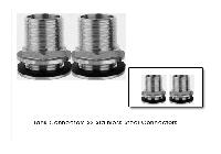 Tank Connectors SS Stainless Steel Connectors